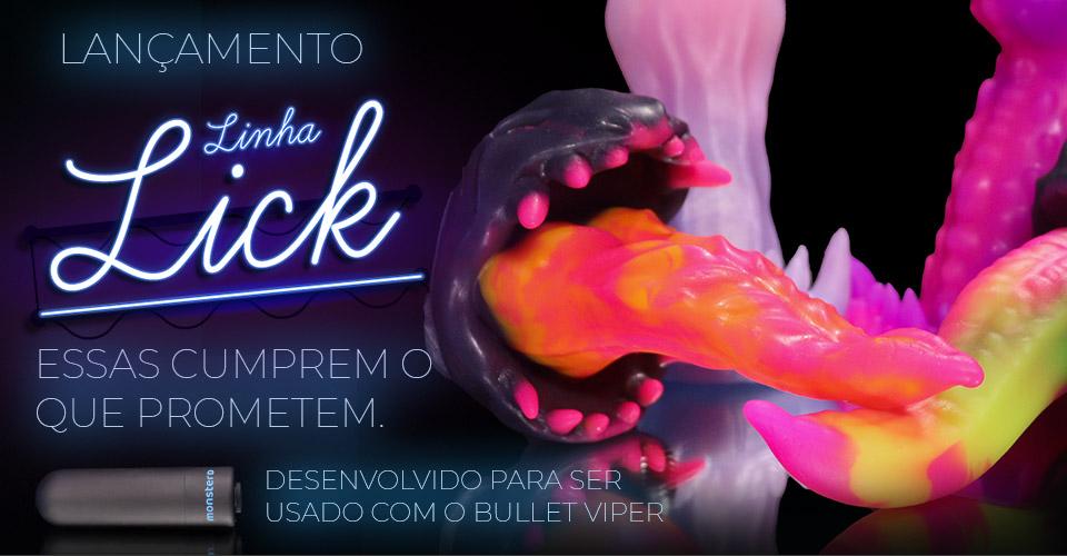 Lançamento Lick